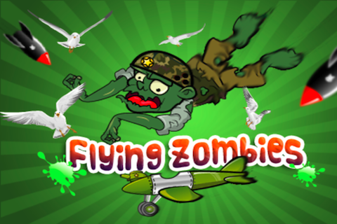 Screenshot Flying Zombies